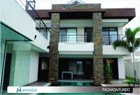 Casa 4 Suítes Alphaville Barra 37