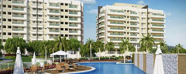 Alphagreen - Apartamentos 3 e 2 quartos com até 3 suítes a venda na Barra da Tijuca, Rua Paulo Moura - Alphaville - Riviera da Lagoa, Rio de Janeiro - RJ.