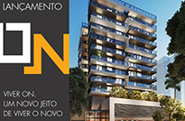 ON Botafogo - Apartamentos de 2 e 3 quartos em Botafogo, R. Voluntários da Pátria 110, ao lado do Metrô e a poucos metros da praia.  Condomínio completo com muito lazer, a 600m do Praia Shopping.. Rjz Cyrela