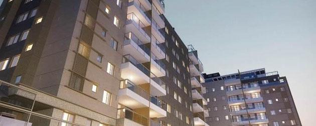 Victoria Park Recreio Residences - Apartamentos com 3 quartos de 79m² até 232m²  à venda no Recreio dos Bandeirantes, Rua Silvia Pozzano, Rio de Janeiro - RJ