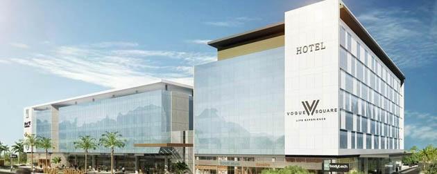 Vogue Square - Lojas, Salas Comerciais e Hotel à venda na Barra da Tijuca, Rio de Janeiro - RJ