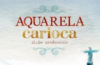 Aquarela Carioca Clube Condomínio - Apartamentos 3 e 2 Quartos à venda na Tijuca, Rua do Bispo, Zona Norte - RJ.