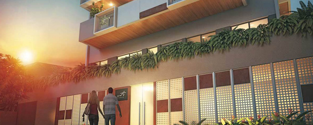 Arte Tijuca - Modernos Apartamentos 3 e 2 Quartos e coberturas de 3 e 4 quartos à Venda na Tijuca - Zona Norte - RJ