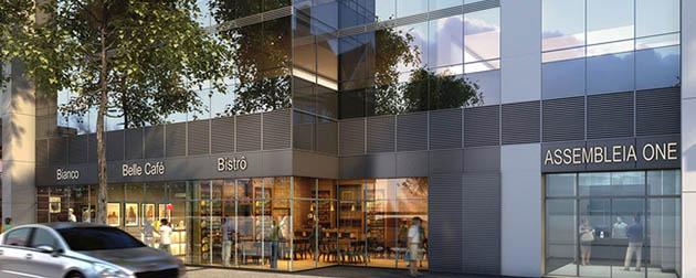 Assembléia One - Lojas e Salas Comerciais com possibilidade de Junção à Venda no Centro do Rio de Janeiro, Rua da Assembléia - RJ