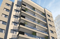 Aura Tijuca - Apartamentos de 2 ou 3 quartos com suíte na planta na Tijuca! More próximo ao Maracanã e ao Shopping Tijuca, a poucos metros do Metrô. Rjz Cyrela