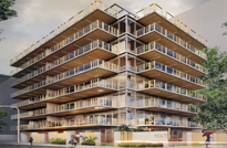 Borges 3647 - Apartamentos 3 e 2 quartos e coberturas dúplex com terraço exclusivo para venda na Lagoa, Zona Sul, Rio de Janeiro - RJ.