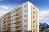 Bourgogne Residences - Apartamentos de 3 e 2 quartos e Apartamentos dúplex de 2 quartos, All Suites à Venda na Freguesia, Rio de Janeiro - RJ.. Apartamentos 3 e 2 Quartos Freguesia
