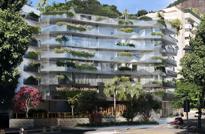 Brisa Leblon - Apartamentos 2 quartos na esquina da Avenida Visconde de Albuquerque com Rua Igarapava, a 2 quadras da praia do Leblon e do mirante do Leblon um ponto turístico de extrema beleza natural que vai fazer parte do seu dia a dia.. Mozak
