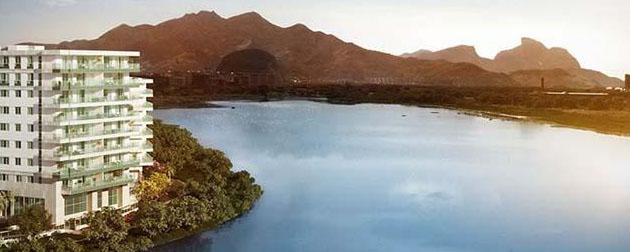 RIO TOWERS | Apartamentos 4, 3 e 2 Quartos à venda na região olímpica da Barra da Tijuca, as margens da lagoa de Jacarepagua