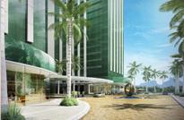 CEO Offices - Salas comerciais com amplas junções a venda na Peninsula - Barra da Tijuca, Rio de Janeiro - RJ. RJZ Cyrela