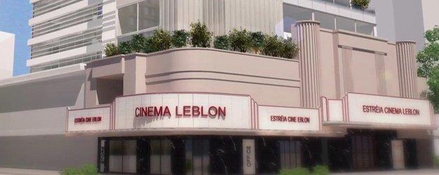 Centro Empresarial Luiz Severiano Ribeiro - Lojas e Salas Comerciais a Venda no Leblon, Zona Sul - RJ