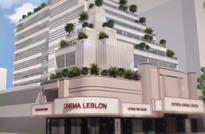 Cine Leblon - Lojas e Salas Comerciais a Venda no Leblon, Zona Sul - RJ. Mozak