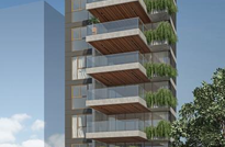 Conde di Firenze - Apartamentos 3 quartos sendo duas suítes a venda no Leblon, Rua Humberto Campos, Zona Sul, Rio de Janeiro - RJ.
