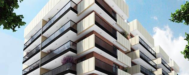 Conde du La Paix Tijuca - Apartamentos de 3 e 4 quartos com lazer, em excelente localização à venda na Tijuca, Rio de Janeiro.