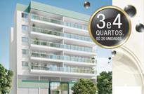 Exclusivos apartamentos 4 e 3 quartos à venda Botafogo - Zona Sul, Rio de Janeiro - RJ