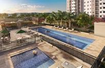 Dez Jacarepaguá - Apartamento de 2 quartos próximo a Praia da Barra e ao lado do futuro Park Shopping
