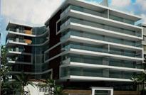 Diamante Azul - Diamante Azul - Apartamentos de 4 quartos (2 a 4 suítes) na Lagoa com possibilidade de junção.