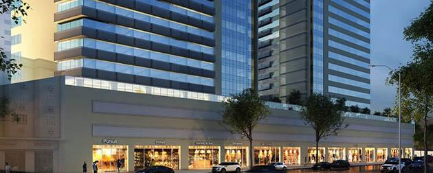 Dom Offices - Lojas e Salas Comerciais à venda em frente ao Norte Shopping, Avenida Dom Hélder Câmara, Rio de Janeiro - RJ