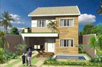 Dream Garden Residence - Casas de 4 quartos com até 4 Suítes a venda em Vargem Pequena, Rio de Janeiro - RJ.