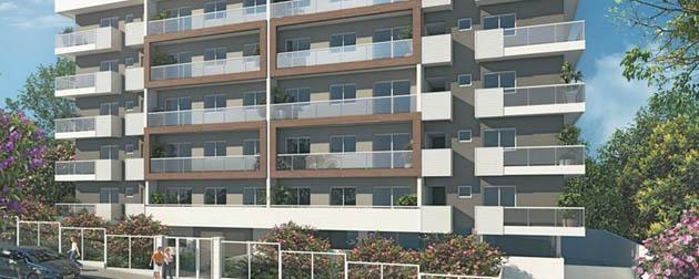 Boa Hora Imobiliária | Apartamentos com 2 quartos a venda na Freguesia, Rua Alcides Lima, Zona Oeste, Rio de Janeiro - RJ.