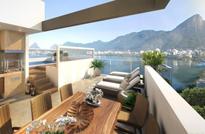 Esplêndido Lagoa - Apartamentos com 4 Quartos All Suítes à Venda na Lagoa - Zona Sul - RJ