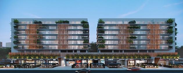 Essência Leblon - Apartamentos de 2 e 3 Quartos e Lojas no Leblon, Rua Juquiá, Zona Sul do Rio de Janeiro.