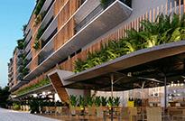Essência Leblon - Apartamentos de 2 e 3 Quartos e Lojas no Leblon, Rua Juquiá, Zona Sul do Rio de Janeiro.. Mozak