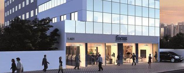 Focus Business Center Lojas e Salas Comerciais (escrit�rios) � venda na Freguesia (Jacarepagu�), Avenida Gerem�rio Dantas, Rio de Janeiro - RJ.