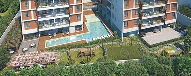 Boa Hora Imobiliária | Apartamentos 3 e 2 Quartos e Coberturas à Venda na Taquara, Rua Meringuava, Zona Oeste - RJ. Construtora Fernandes Araujo.
