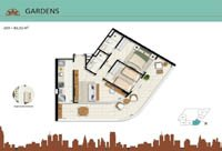 Planta Highline Exclusive 3
