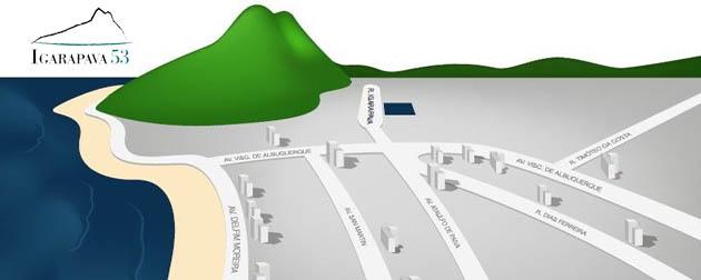 Igarapava 53 - Exclusivos Apartamentos 2 e 3 Quartos com até 2 Suítes à venda no Leblon, Rua Igarapava, Zona Sul - RJ.