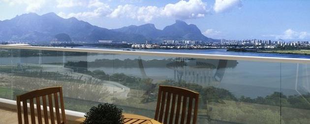 Ilha Pura Vila Olímpica Rio 2016 Apartamentos de 4, 3 e 2 Quartos à venda na Vila Olímpica e Paraolímpica do Rio de Janeiro, Av. Salvador Allende, Barra da Tijuca - RJ