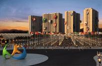 Ilha Pura - Apartamentos de 4, 3 e 2 Quartos à venda na Vila Olímpica e Paraolímpica do Rio de Janeiro, Av. Salvador Allende, Barra da Tijuca - RJ. Ilha Pura Barra da Tijuca