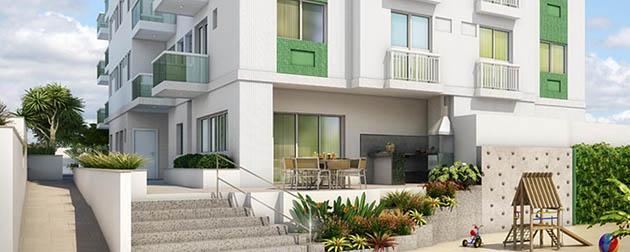 Jardins da Vila - Apartamentos de 3 e 2 Quartos à venda em Vila Isabel, Rio de Janeiro - RJ