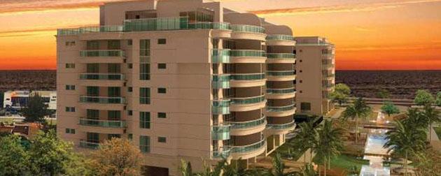 Les Résidences de Monaco - Apartamentos 4 Quartos All Suites e sala com vista para o mar à Venda na Praia da Barra da Tijuca, Avenida Lúcio Costa, Rio de Janeiro - RJ.