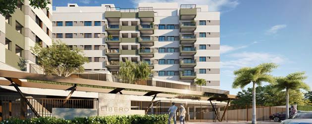 RIO TOWERS   Apartamentos 3 e 2 Quartos à Venda na Freguesia - Jacarepaguá, Estr. do Capenha com a Av. Geremário Dantas, Zona Oeste - RJ