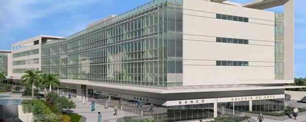 Boa Hora Imobiliária | LINK OFFICE MALL STAY AV AYRTON SENNA 2600 - Lojas, Salas Comerciais (Offices), Apartamentos (Residencial com Serviços) e Apart-Hotel Reunidos na Barra da Tijuca