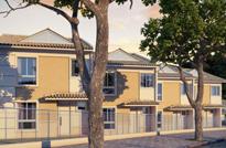 Magic Garden - Casas duplex de 3 quartos com suíte e dependência completa à venda na Freguesia - Jacarepaguá, Rua Geminiano Góis, Rio de Janeiro - RJ. Casas 3 Quartos Freguesia Em Construcao