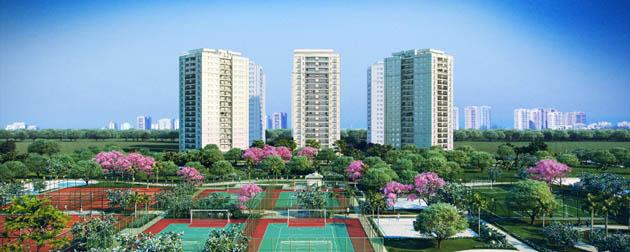 Majestic Cidade Jardim - Apartamentos 3 e 2 Quartos (Residencial com Serviços) a venda na Barra da Tijuca, Cidade Jardim - Avenida Abelardo Bueno, Rio de Janeiro - RJ