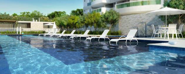 Maximo Recreio Condominio Resort - Apartamentos de 3 e 4 quartos à venda no Recreio dos Bandeirantes, Avenida Tim Maia, Rio de Janeiro - RJ.