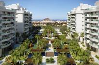 Apartamentos de 3 e 4 quartos � venda no Recreio dos Bandeirantes, Avenida Tim Maia, Rio de Janeiro - RJ.
