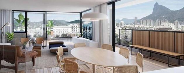 Meet Botafogo - Apartamentos de 2 e 3 Quartos e Coberturas Duplex em Botafogo, Rua da passagem, Zona Sul do Rio de Janeiro.