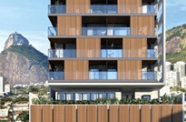 Meet Botafogo - Apartamentos de 2 e 3 Quartos e Coberturas Duplex em Botafogo, Rua da passagem, Zona Sul do Rio de Janeiro.. Apartamentos