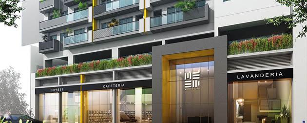 Boa Hora Imobiliária | Apartamentos 1 e 2 Quartos à Venda na Lapa, Centro - RJ. Construtora Gafisa