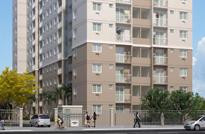 Apartamentos de 2 quartos com varanda e vista para a Baía de Guanabara, São Cristóvão, Rio de Janeiro - RJ.