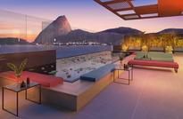 Morro da Viúva - Lançamento com apartamentos de 3 quartos no Flamengo, todas com 3 suítes e 2 vagas na garagem, além de lazer completo. Rio de Janeiro - RJ. Apartamentos