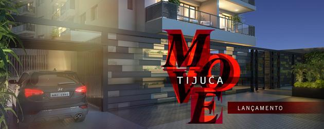 Cyrela Move Tijuca - Apartamentos de 2 ou 3 quartos entre o Colégio Militar e a Estação de Metrô, cercado de toda infraestrutura da tijuca, o empreendimento localizado na Rua São Francisco Xavier, Tijuca – Rio de Janeiro – RJ