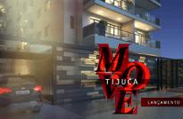 Cyrela Move Tijuca - Apartamentos de 2 ou 3 quartos entre o Colégio Militar e a Estação de Metrô, cercado de toda infraestrutura da tijuca, o empreendimento localizado na Rua São Francisco Xavier, Tijuca – Rio de Janeiro – RJ.