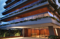 Apartamentos 4 Quartos e coberturas duplex à Venda na praia do Pepê, Barra da Tijuca - RJ. Construtora Mozak