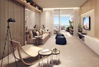 Oceana Residence | Apartamentos com 3 Quartos em frente ao mar no Recreio dos Bandeirantes - Zona Oeste - RJ
